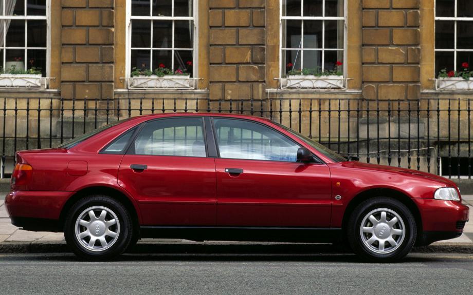 Audi A4 UK 1994 carpixel