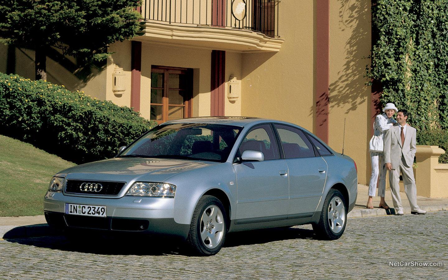 Audi A6 1998 7da0277f