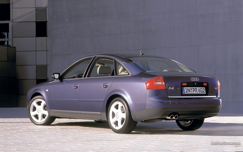 Audi A6 2001 2a587daa