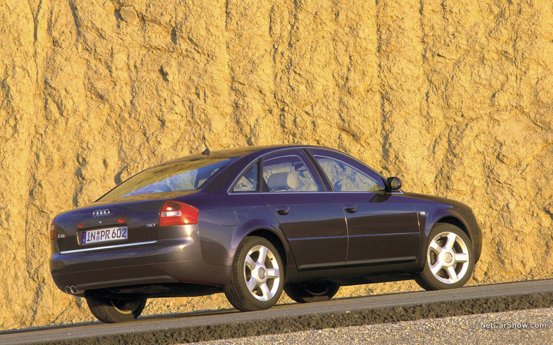 Audi A6 2001 852d0cd8