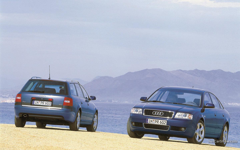 Audi A6 2001 8ad5d5df