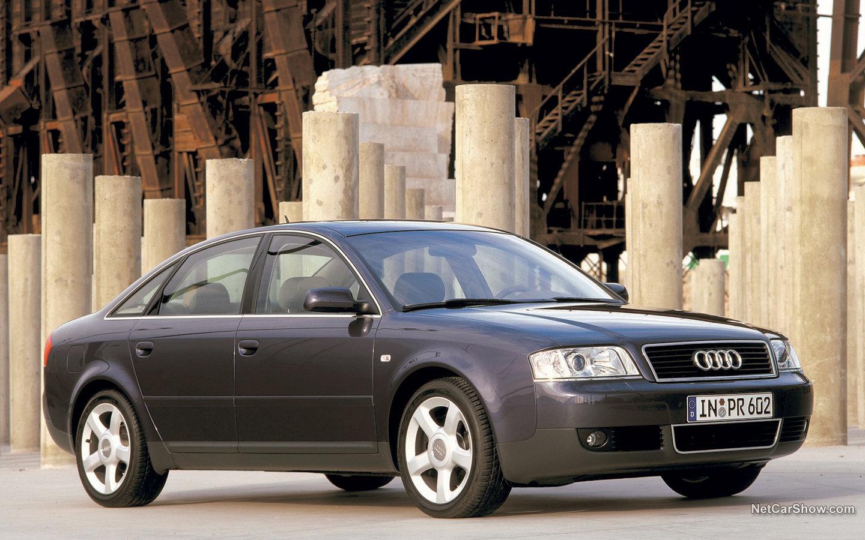 Audi A6 2001 a623f360