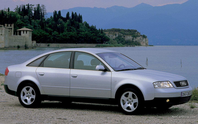 Audi A6 2001 fbfbbffb