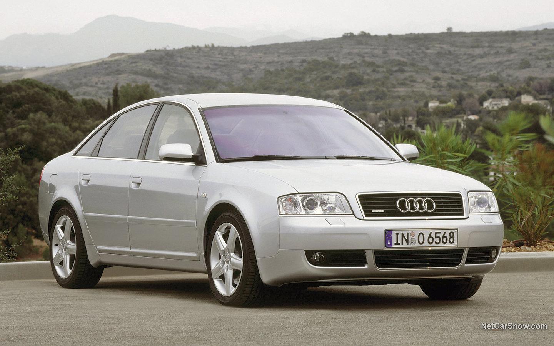 Audi A6 2002 590f810d