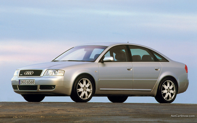 Audi A6 2002 90f21357