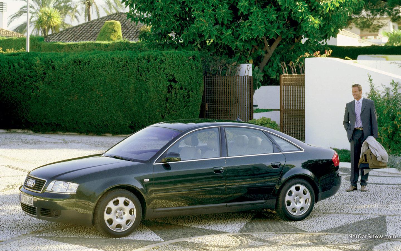 Audi A6 2002 c6507b9f