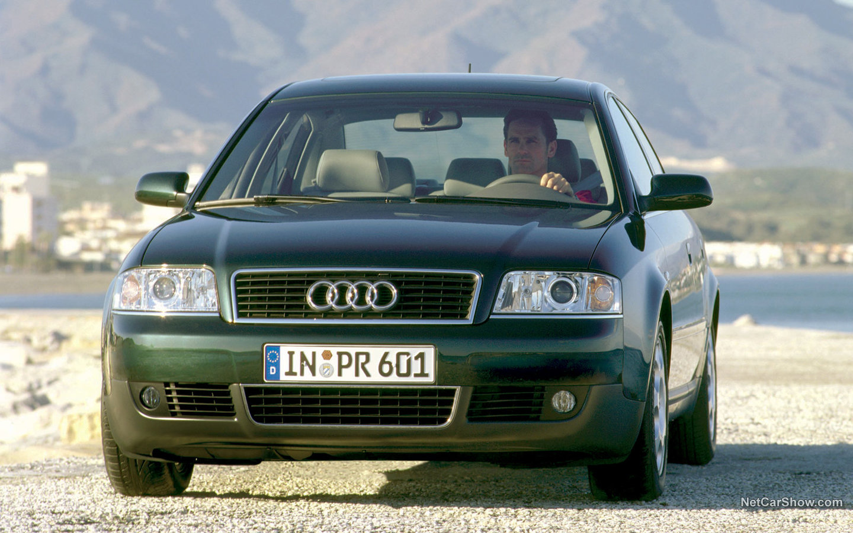 Audi A6 2002 dd169798