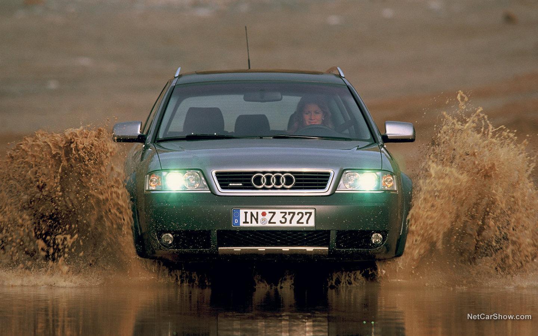Audi A6 Allroad Quattro 2002 9b5db425
