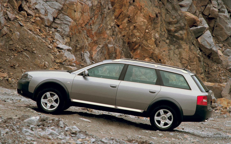Audi A6 Allroad Quattro 2002 9d840165