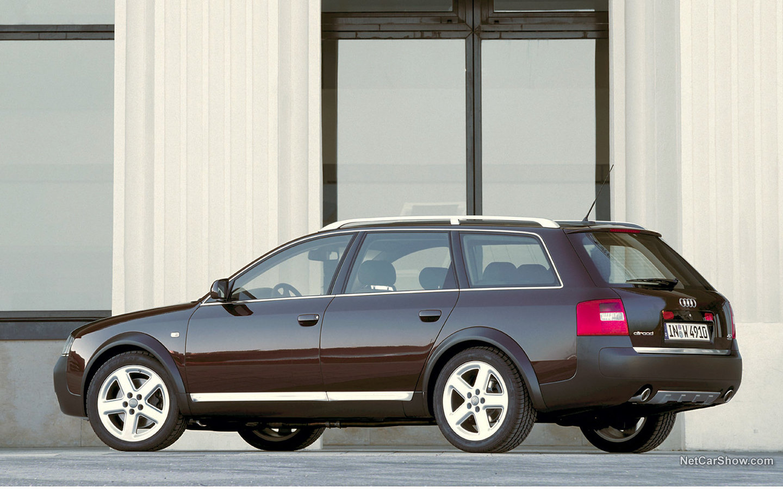 Audi A6 Allroad Quattro 4