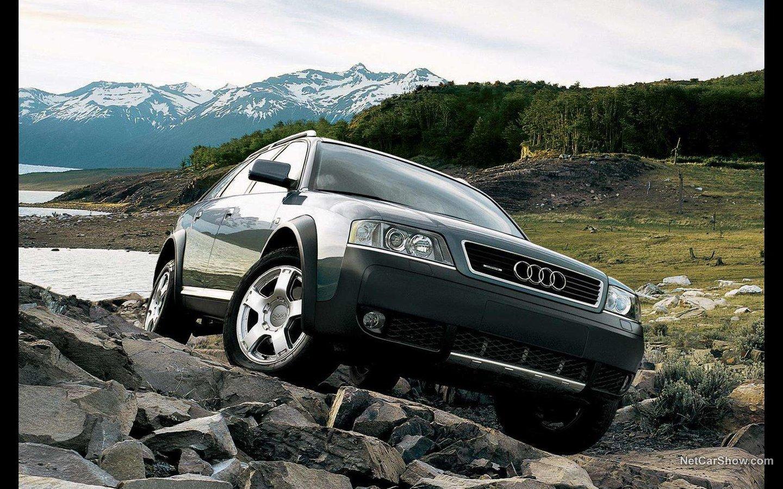 Audi A6 Allroad Quattro V6 2