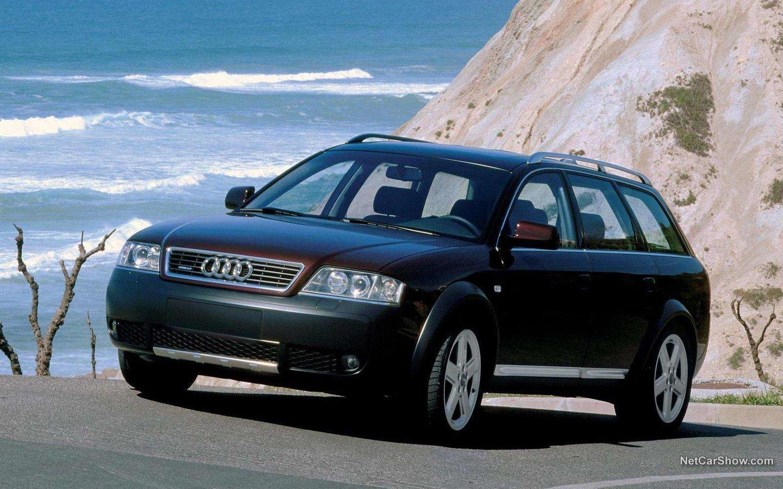 Audi A6 Allroad Quattro V8 4