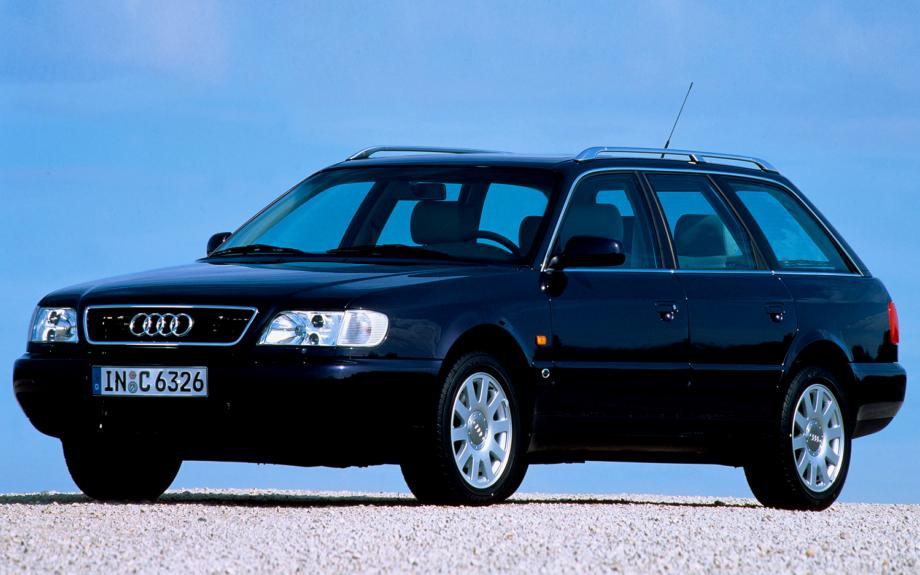 Audi A6 Avant 1994 carpixel
