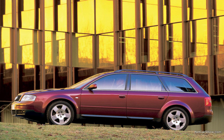 Audi A6 Avant 1998 13e0597d