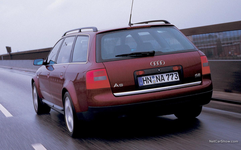 Audi A6 Avant 1998 168b5303