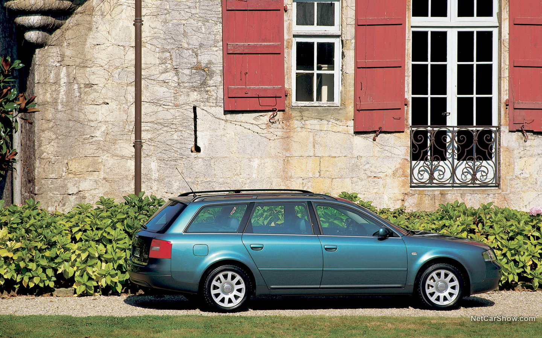 Audi A6 Avant 1998 345506b7