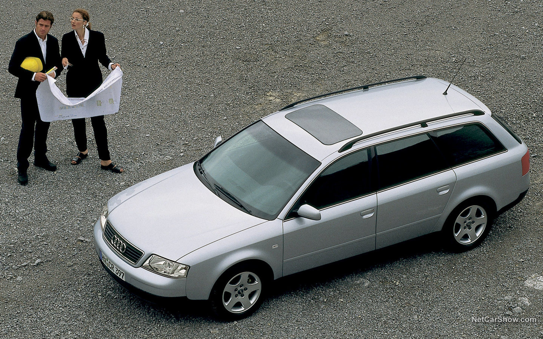 Audi A6 Avant 1998 4e5069ce