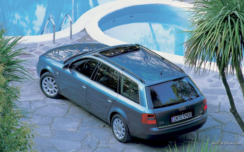 Audi A6 Avant 1998 77c3aa7d