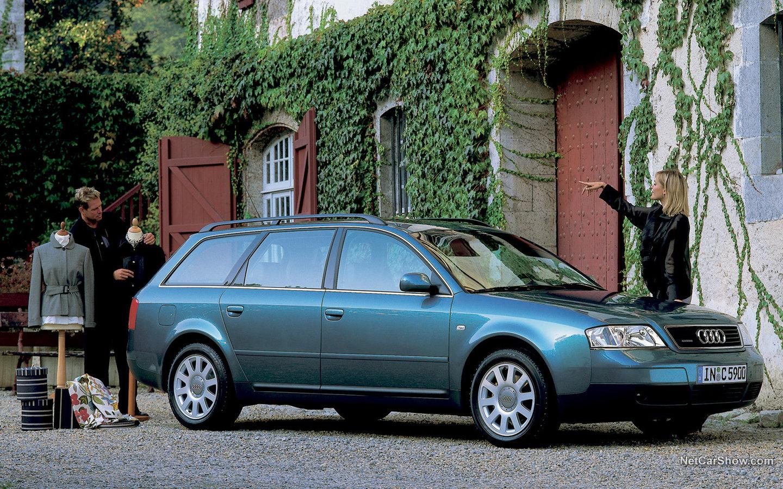 Audi A6 Avant  1998 9e0badea