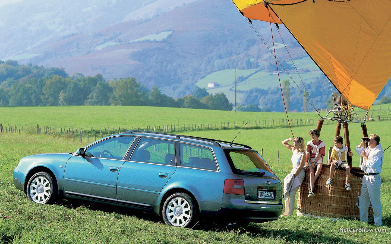 Audi A6 Avant 1998 a82eabaa