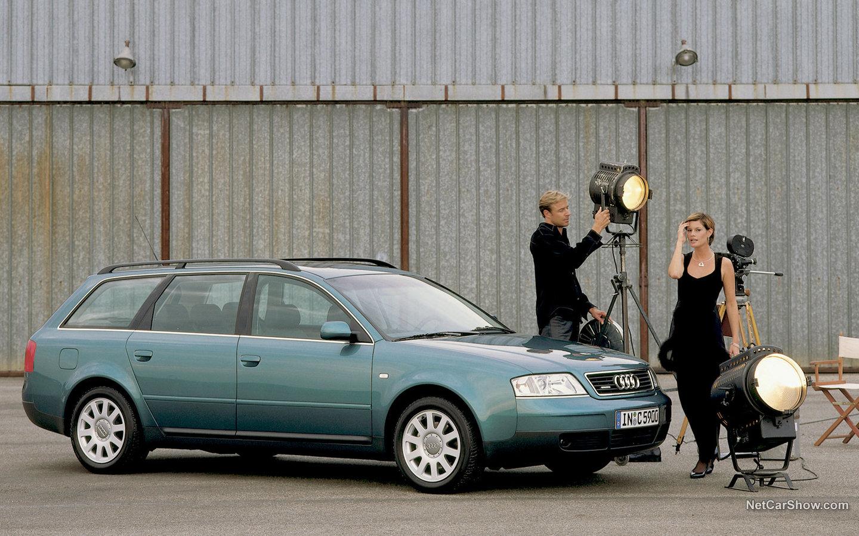 Audi A6 Avant 1998 b2011d86