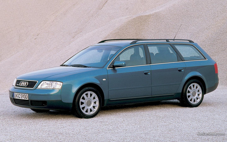Audi A6 Avant 1998 c30c7bda