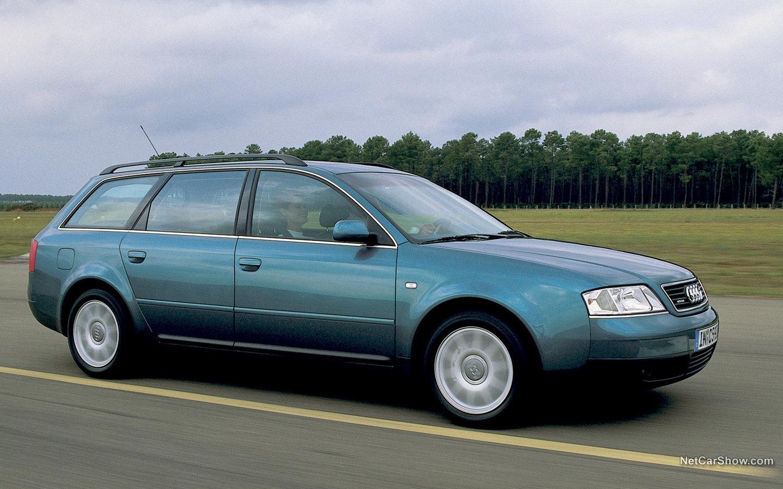 Audi A6 Avant 1998 d69bf99c
