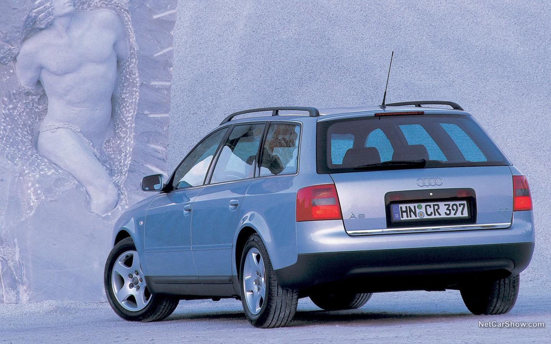Audi A6 Avant 1998 d87d6723