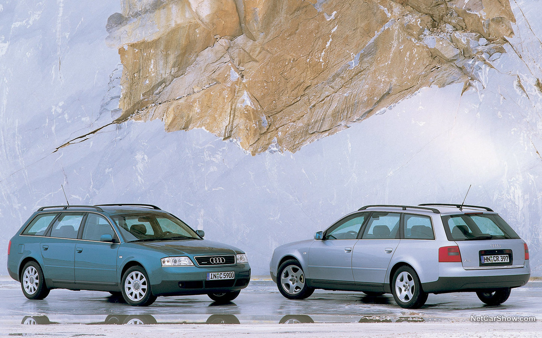 Audi A6 Avant 1998 f086f3bf