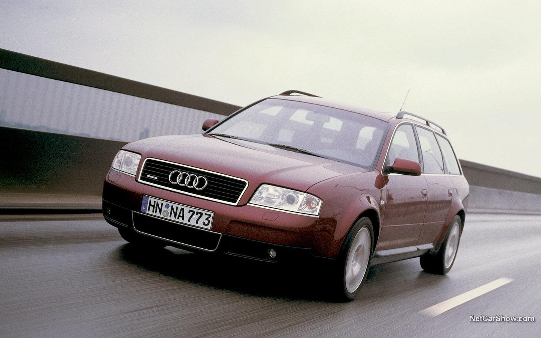 Audi A6 Avant 1998 f0971b70