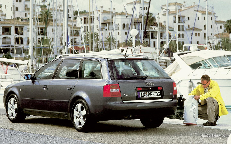 Audi A6 Avant 2001 2fd56454
