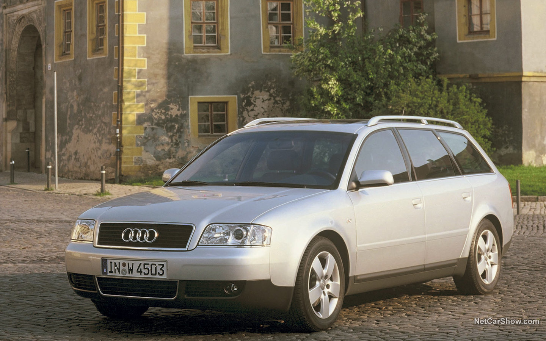 Audi A6 Avant 2001 730358a4
