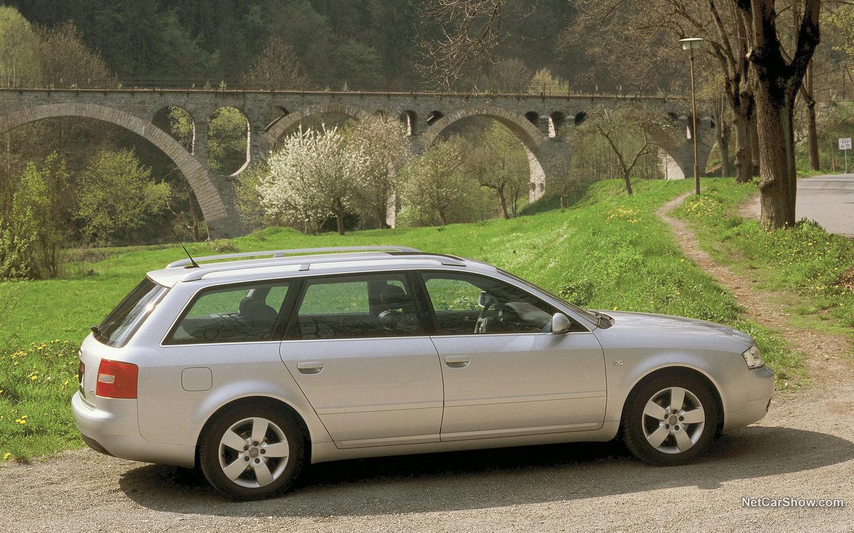 Audi A6 Avant 2001 9183be16