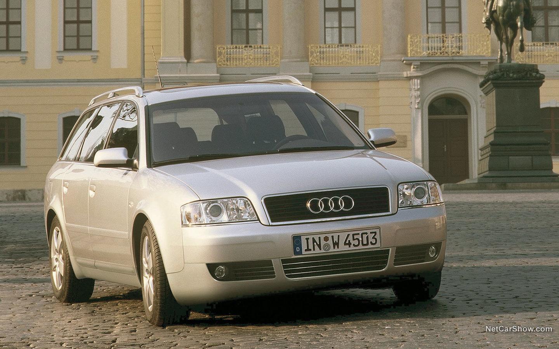 Audi A6 Avant 2001 9f3ca1b7