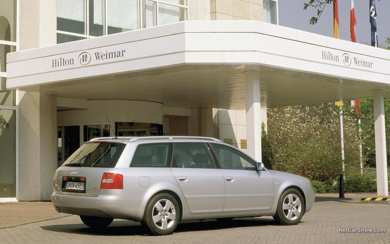 Audi A6 Avant 2001 a134b3ef