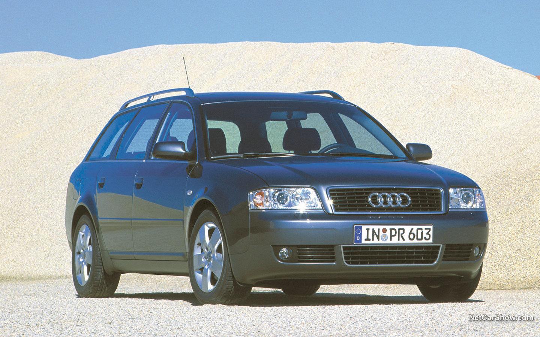 Audi A6 Avant 2001 ad2ae327