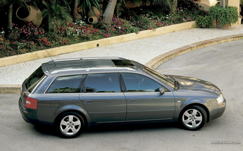 Audi A6 Avant 2001 cffe0524