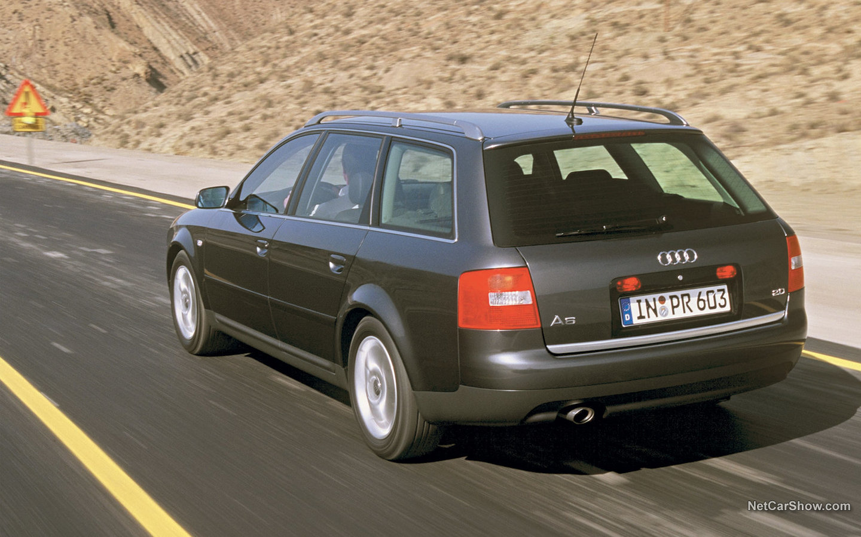 Audi A6 Avant 2001 dc15d063