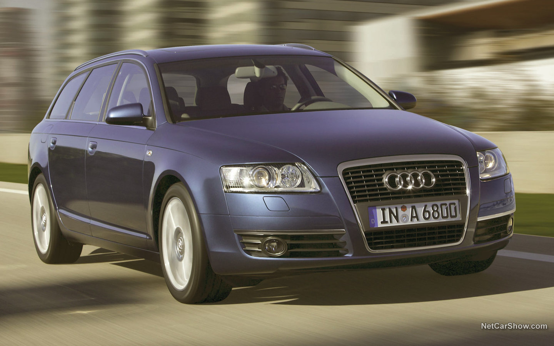 Audi A6 Avant 2005 4f18e729