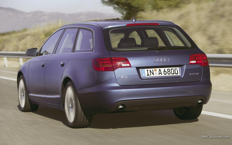Audi A6 Avant 2005 5fd378e0