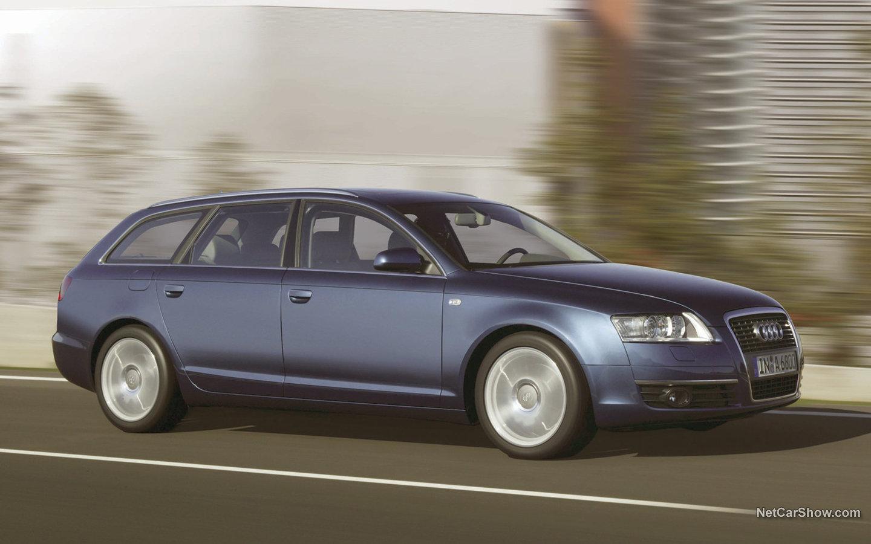 Audi A6 Avant 2005 762530a1