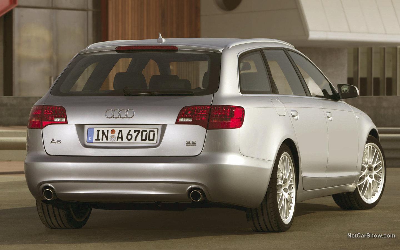 Audi A6 Avant 2005 b77d081b