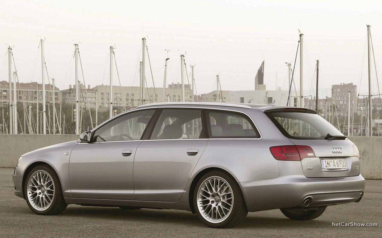 Audi A6 Avant 2005 d75a8081