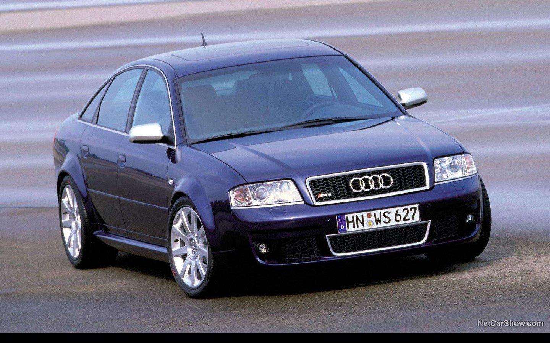 Audi A6 RS6 2002 4229d699