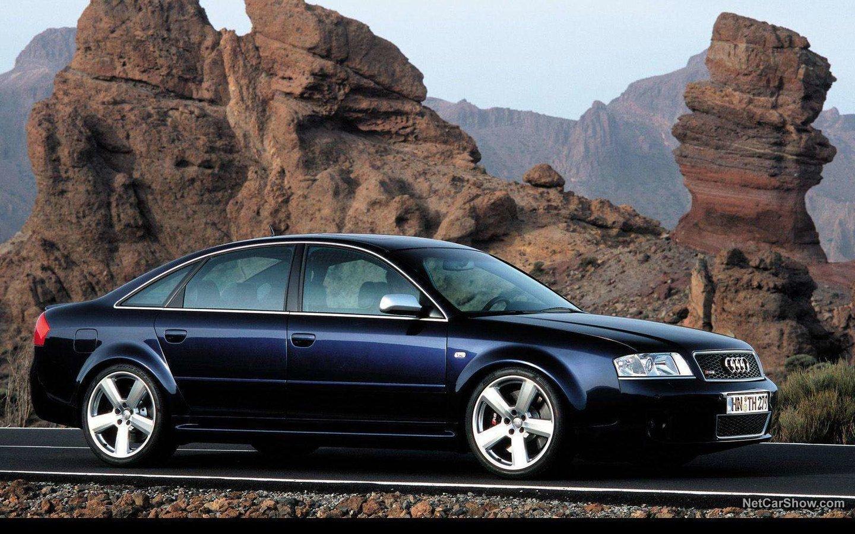 Audi A6 RS6 2002 765861de