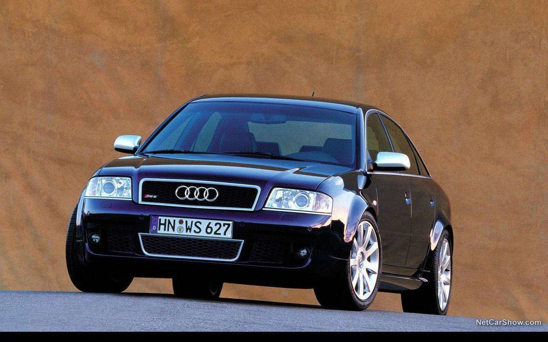 Audi A6 RS6 2002 8ce24201