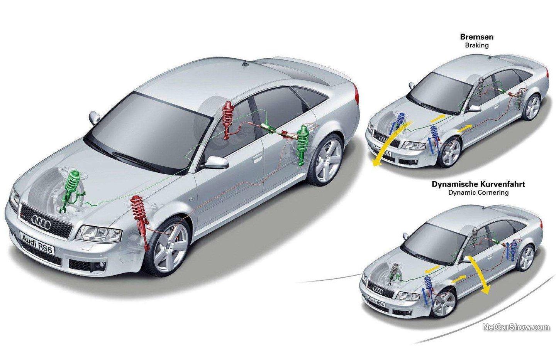 Audi A6 RS6 2002 97d30012
