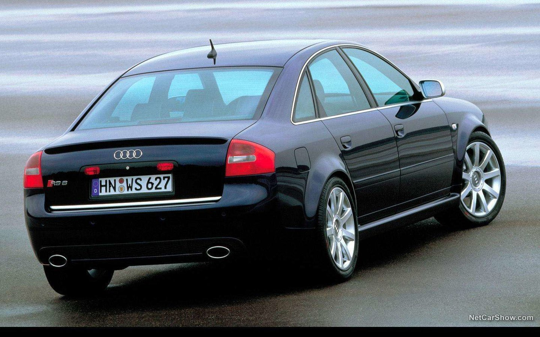 Audi A6 RS6 2002 9f9b214e