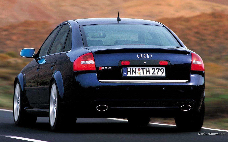 Audi A6 RS6 2002 eb416137