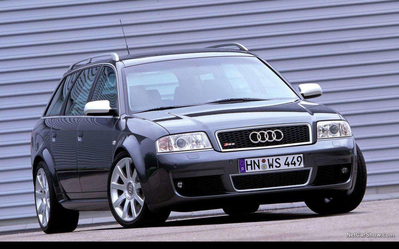Audi A6 RS6 Avant 2002 2f62e3f1